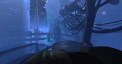 Thermoptic Ghost (Kimiko Mazoku) Tags: ghost gits cyborg cyberpunk dystopian shinigami insilico themoptic