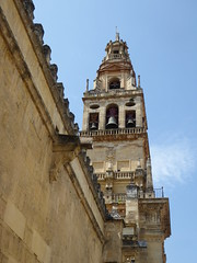 Mezquita de Crdoba. Cuerpo de campanas. (Miguelngel) Tags: torre bell campana mezquita campanario mosque