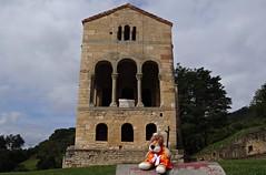 Oviedo, Asturias, Espaa (Caty V. mazarias antoranz) Tags: asturias oviedo botero catedraldeoviedo laregente santamaradelnaranco montenaranco principadodeasturias labellalola turismoenoviedo