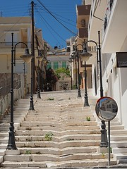 Old steps in Sitia, crete (rscholle) Tags: old buildings steps kreta crete sitia