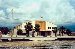Dixie Highway Armory (Stephen Hilton) Tags: canonetgiiiql17 ektar100