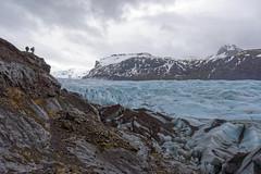 Skaftafell - Iceland (wietsej) Tags: snow ice nature landscape iceland 1018 skaftafell gletsjer sonyalphanex7 sel1018