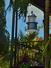 Key West Lighthouse (nebulous 1) Tags: lighthouse home nikon veranda keywest hemingway ernesthemingway keywestlighthouse nebulous1