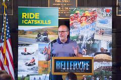 Ride the Catskills (governorandrewcuomo) Tags: usa newyork esd highmount gavinlandry