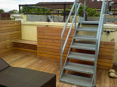 Work Pics Edited-78 (mickeyned2003) Tags: wood roof pie terrace landscaping timber balcony decks decking hardwood roofgarden