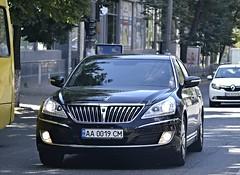 AA0019CM (Vetal 888 aka BB8888BB) Tags: ukraine hyundai kyiv aa licenseplates equus    aa0019cm