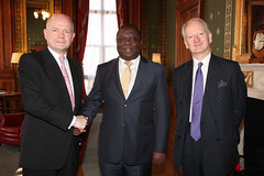 Prime Minister of Zimbabwe (Foreign and Commonwealth Office) Tags: william hague henry bellingham foreignoffice fco williamhague ukforeignoffice henrybellingham