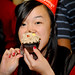 The 125th NC State University Birthday Party included cupcakes decorated as wolves.