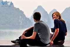 holiday on alova gold2 (hanoitouronline) Tags: halongbaytours traveltohanoi bookflightticket sapatrekkingtours booktrainticket hanoitoursinformation halongbayonalovacruises ninhbinhecotours hanoionedaytours halongbayonedaytours vietnamhoneymoontours hanoigolftours hanoivillagestours rentthecars