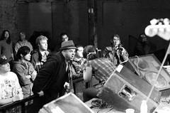 The Rough Customers (robert.j.bruner) Tags: blackandwhite bw music monochrome concert lexington ska livemusic performance rough customers busters roughcustomers