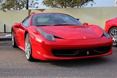 FERRARI 458 ITALIA (mb.560600.kuwait) Tags: show car sport canon lens eos photo italia ferrari kuwait 458 60d worldcars mb560600