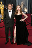 Brad Pitt and Angelina Jolie 84th Annual Academy Awards WENN.com
