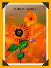 Sunflower Greetings (Anastasia Annie Wahalatantiri) Tags: flower green leaves paper paperart idea creative craft greetingcard handwork handcraft quilling hobbie paperquilling paperstrips kvelling paperfiligree happycraft quilledflowers sunflowergreetingcardquilled