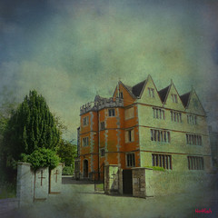 Beckington Castle (Hotfish) Tags: uk castle texture somerset textures beckington