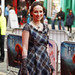 Julie Fowlis on the red carpet for the European premiere of Brave at the Festival Theatre