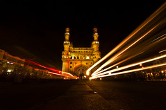Charminar - Hyderabad (dsaravanane) Tags: light india night nikon fort ap nightlight hyderabad andhra southindia charminar d90 saravanan charminarhyderabad andharapradesh dsaravanane 2012best saravanandhandapani charminarnightlights