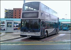 B7BVD Maintaining High Standards (Thrash Merchant) Tags: travel bus buses publictransit leeds transportation publictransport doubledeckerbus 2706 plaxtonpresident blazefield transdev harrogateanddistrict volvob7 volvob7tl y706hrn harrogatebus leedscitybusstation transdevinharrogate b7bvd ideasinaction blazefieldvehicledevelopment refurbishedbus