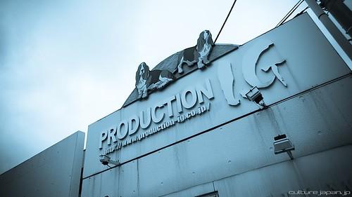 Production IG Movie Studios