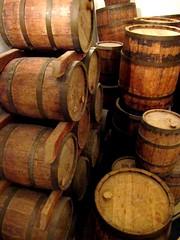 barrel of fun (frankieleon) Tags: interestingness interesting oak bestof wine drink barrels barrel cc transportation creativecommons popular liquid barreloffun oakbarrels colonai frankieleon