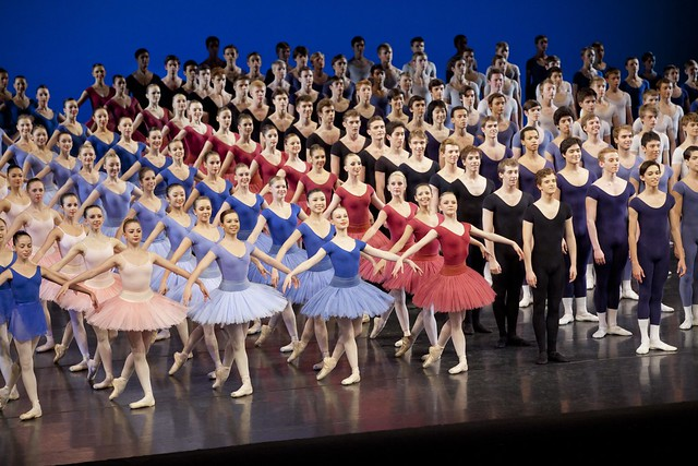 The Royal Ballet School. © Johan Persson/ROH 2011