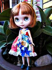 Margot,mi primera custom !!!!!