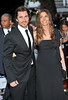 Christian Bale and Sandra Blazic The European Premiere of 'The Dark Knight Rises' held at the Odeon West End - Arrivals. London, England