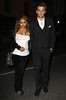 Vanessa White and her boyfriend The wedding of Rochelle Wiseman and Marvin Humes at Blenheim Palace Oxfordshire, England