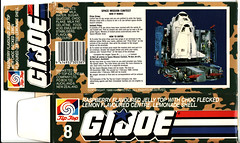 1988 Tip-Top G.I. Joe Ice Block Box - Back - New Zealand (NZCollector) Tags: new streets ice promo top cream paddle joe zealand tip packaging walls promotional gi popsicle collectable tiptop kiwiana