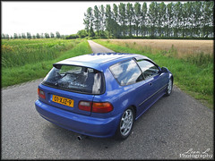 Shot some pictures quickly (Leon Lambert) Tags: honda momo wheels cargo luggage primo cover access optional eg6 mugen oem b16 eg4