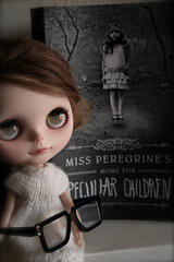 Miss Peregrin's home for peculiar children...