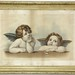 96. Antique French Lithograph after Raphael