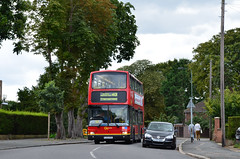PVL368 on route 401 (John A King) Tags: bus belvedere londoncentral route401 pvl368
