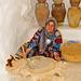 Tunisia-3605 - Grinding Grain
