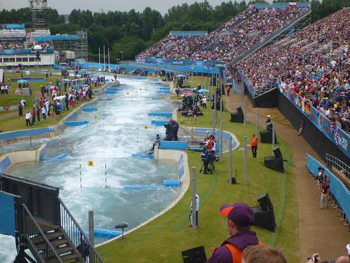 Olympic Kayak Salom Course