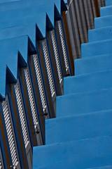 cabine (mat56.) Tags: blue sea creativity landscapes mare doors geometry blu liguria porte paesaggi celle cabine geometrie ligure savona creativit mat56