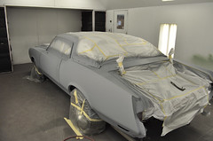 "1970 Cutlass SX Coupe Restoration in primer • <a style=""font-size:0.8em;"" href=""http://www.flickr.com/photos/85572005@N00/8151122336/"" target=""_blank"">View on Flickr</a>"
