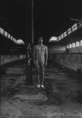 (quine_mccluskey) Tags: men naked fp4 praktica altona id11 supertl