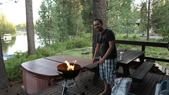 "The only way to cook in Oregon • <a style=""font-size:0.8em;"" href=""http://www.flickr.com/photos/87636534@N08/8156875738/"" target=""_blank"">View on Flickr</a>"