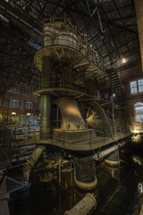 Titan of industry (odin's_raven) Tags: usa abandoned industry water photography pipes engine steam works raven waterworks hdr steampunk odins odinsraven