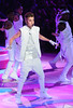 Justin Bieber 2012 Victoria's Secret Fashion Show - New York City