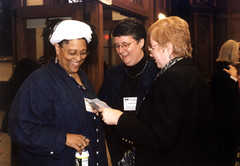 Harvard University Consultation on Women's Networks in Multi-Religious America, 2002
