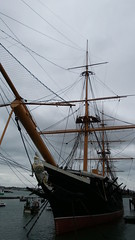 HMS Warrior October 2015 (SierPinskiA) Tags: portsmouth royalnavy hmswarrior samsunggalaxys4zoom