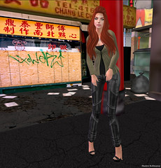 Quartier chinois (Shadow Rothmanay) Tags: shadow fashion truth mesh sl secondlife mode diamante thriftshop cae slink darkpassions applespice dedesigns essenz lapointeandbastchild deetalez insufferabledastard fameshed zombiesuicide httpmodeatoutprixblogspotfr rothmanay shadowrothmanay modeatoutprix meshbodyaddictsbimonthlyevent