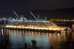 Radiance of the Seas (sabian404) Tags: cruise oregon river portland island swan dock industrial ship radiance royal dry international ms pdx caribbean dd drydock willamette seas vigor vigorous 21562 c6se7 9195195 311319000
