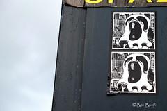 Roma. Ex-Fiera di Roma. Graffiti for '9 years of Graff Dream'. Sticker art by 5toker (R come Rit@) Tags: urban italy streetart rome roma muro art wall photography graffiti sticker stickerart montana italia arte maya puppet label streetphotography wallart spray urbanart labels theme roadsign walls graff aerosol aerosolart topic colombo segnalistradali graffitiart muri trafficsignals sprayart signposts arteurbana 9birthday stickerbomb graffitirome italystreetart ardeatino graffdream streetartitaly exfieradiroma romegraffiti graffitiroma slapart streetartrome streetartphotography romastreetart streetartroma romestreetart urbanartroma ritarestifo signscommunication romeurbanart mayatheme 9yearsofgraffdream 5toker