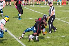 GFL-2016-Panther-9944.jpg (sgh-fotos) Tags: football nfl bowl german panthers sack dsseldorf touchdown defence invaders hildesheim dline fumble gfl amarican quaterback oline interception ofence