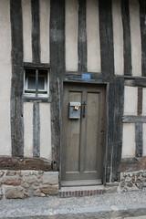 Verneuil-sur-Avre (Eure, Haute-Normandie, France) (bobroy20) Tags: construction porte normandie tourisme entre eure colombages hautenormandie portedentre btisse verneuilsuravre maisoncolombages
