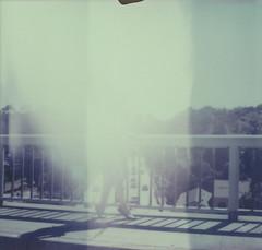 Lauryn polaroid 032Besotted Promises_ (Amandine B. Photography) Tags: bridge pink flowers blue sky nature stain fleur girl rose fleurs vintage garden polaroid downtown solitude loneliness chaos pastel dream young jardin bleu abandon pont tache fille daydream abandonment ville disappear jeune rve rtro disparaitre interseason intersaison