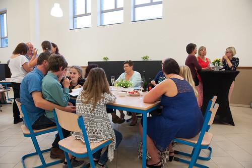 Receptie schoolverlaters 2016 @ Schakelschool