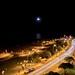 Moon Nights - Luna llena sobre el Torreón del Monje